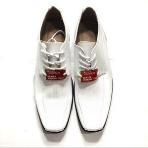 Dexter Memory Foam Dress Shoes NWT